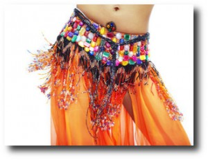 2. Belly Dancing