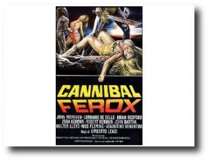 2. Cannibal Ferox