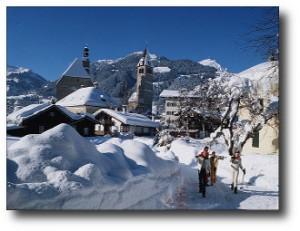 2. Kitzbuhel, Austria
