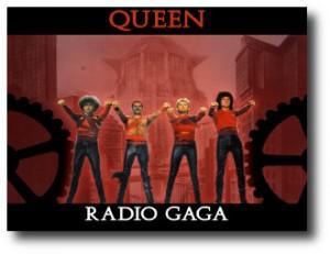 2. Radio Ga Ga