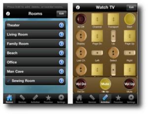 2. Re Universal Remote Control