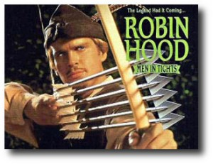 2. Robin Hood - Men in Tights
