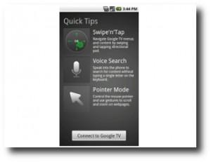 3. Google TV Remote