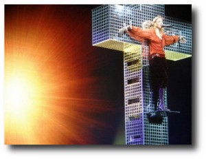 3. Madonna,crucifixion
