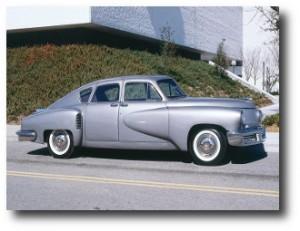 3. Tucker Sedan 1948