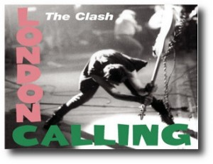 4. The Clash - London Calling