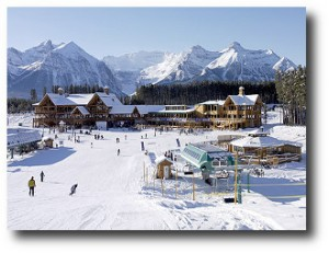 5. Banff Lake Louise, Alberta