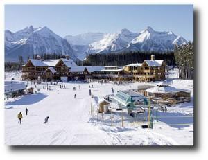 5. Banff Lake Louise, Alberta