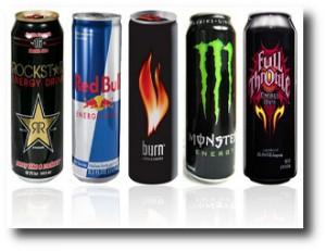 5. Bebidas energeticas