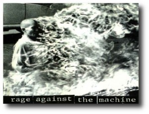 5. Rage Against The Machine