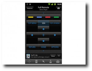 5. Sony Media Remote