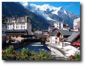 6. Chamonix-Mont-Blanc, Francia