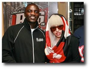 7. Akon