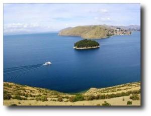 7. Lago Titicaca