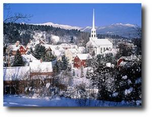 7. Stowe, Vermont