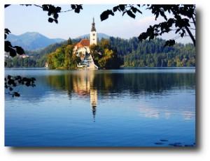 8. Lago Bled