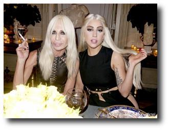 9. Donatella Versace.
