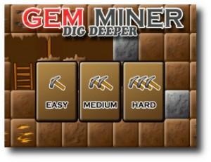 9. Gem Miner