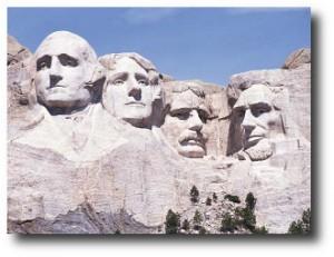 9. Monte Rushmore