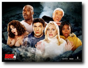 9. Scary Movie 4