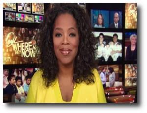 1. The Oprah Winfrey Show