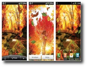 10. Autumn Live Wallpaper