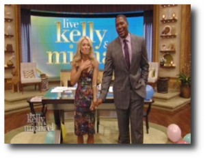 10. Live with Kelly and Michael