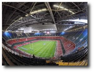 10. Millennium Stadium