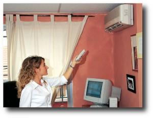 3. Apagar el aire acondicionado