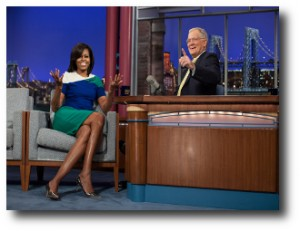 3. Late Show with David Letterman