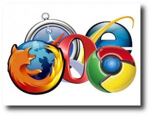 3. Navegadores web