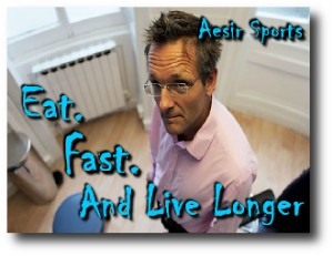4. Eat, fast, and live longer
