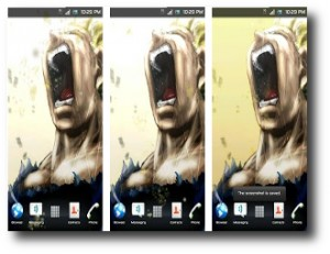5. Super Saiyan Live Wallpaper