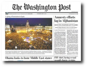 5. The Washington Post