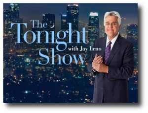 6. The Tonight Show with Jay Leno