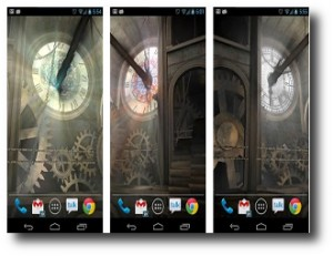 7. Clock Tower 3D Live Wallpaper