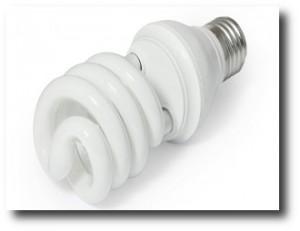7. Utilizar focos ahorradores de energia