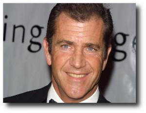 8. Mel Gibson