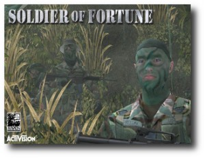 8. Soldier of Fortune