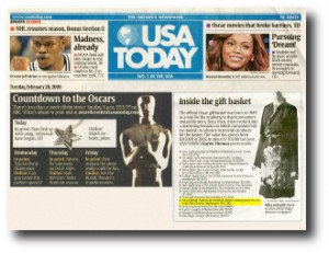 8. USA Today
