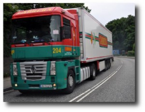 9. Camionero