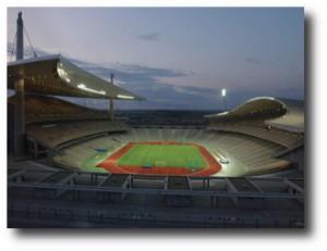 9. Olympic Stadium