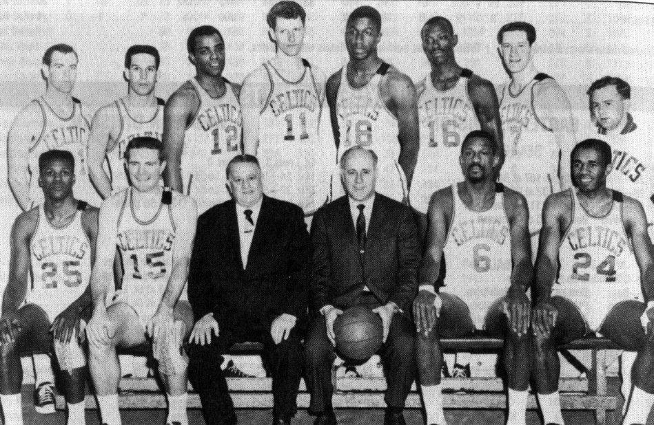 Los 10 mejores equipos de la historia de la NBA