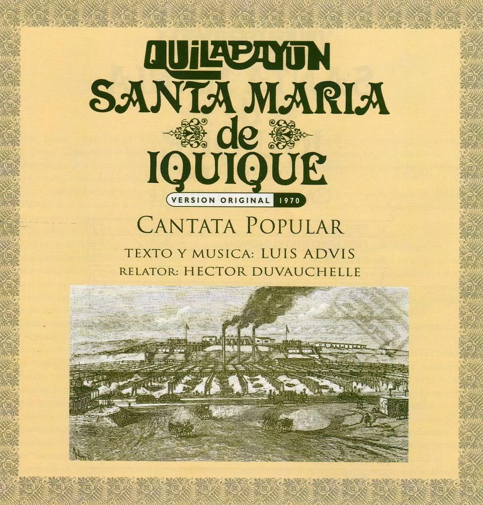 Cantata de Santa María de Iquique