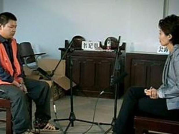 Entrevista antes de la ejecución