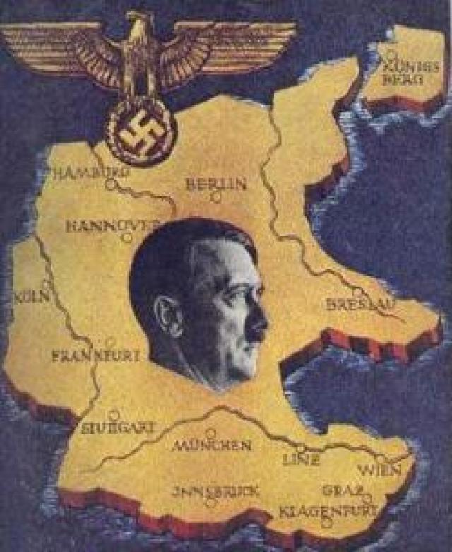 III Reich Alemán