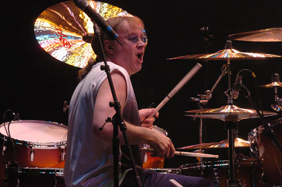 los mejores bateristas de todos los tiempos: