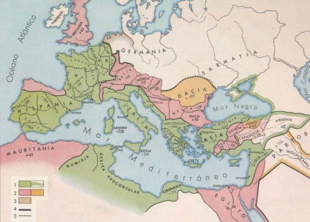 Los 10 imperios más importantes de la historia