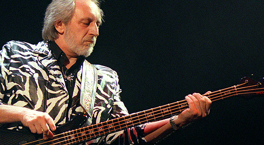 Los 10 mejores bajistas todos los tiempos (Revista Rolling Stones)