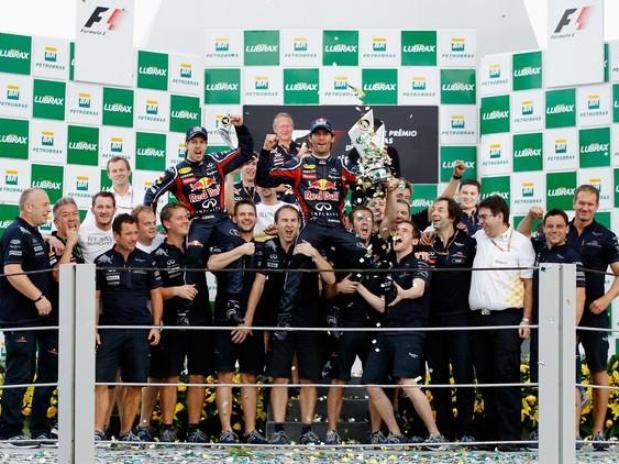 La Fórmula Uno